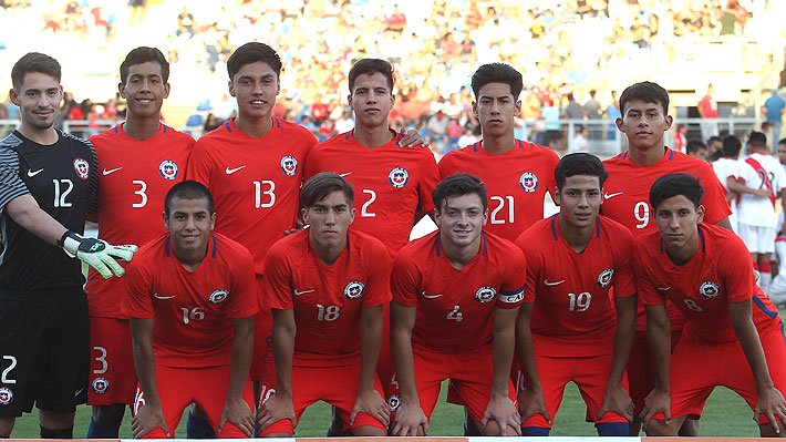 Juvenil que milita en Rosario Central destaca en la nómina de la Sub 17 de Chile para el Sudamericano