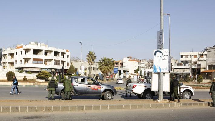 Cuatro personas mueren en bombardeos contra barrio rebelde de ciudad siria de Homs