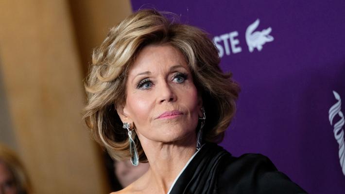 Jane Fonda confiesa que fue violada cuando niña: