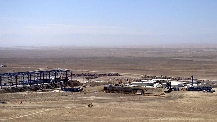 Corte Suprema confirma multa de la SMA a minera Pampa Camarones por daño ambiental