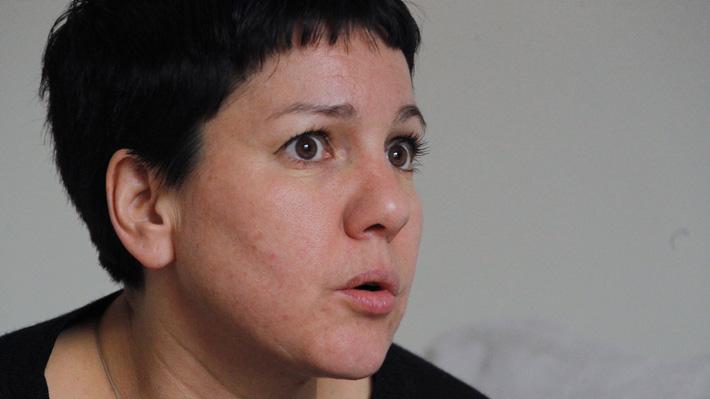 Javiera Parada protagonizó accidente automovilístico en Providencia y reconoció que había
