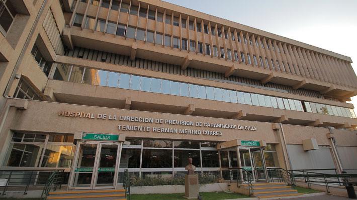 Fiscalía investiga desfalco de más de $691 millones en Hospital Dipreca de Carabineros