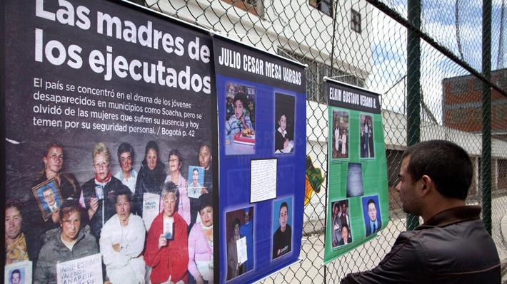 Colombia: Condenan a 21 militares por matar a jóvenes y hacerlos pasar por guerrilleros