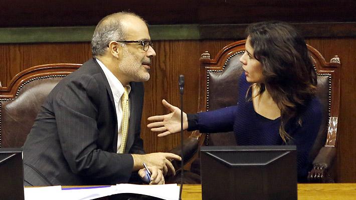 Valdés dice que así como está no respalda proyecto de Camila Vallejo que rebaja horas de trabajo