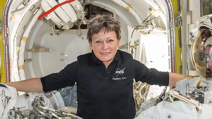 Quién es Peggy Whitson, la astronauta y