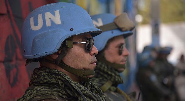 La ONU prevé la salida de Haití de los