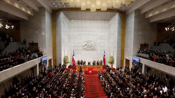 21 de mayo: Congreso aprueba cambio de fecha de cuenta pública presidencial y regirá desde este año