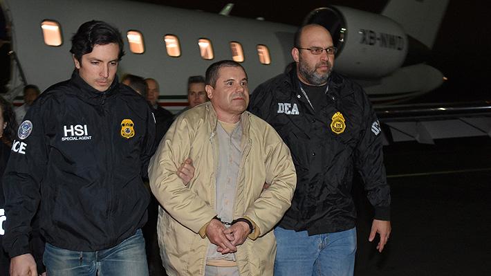 Detienen en México al presunto sucesor del