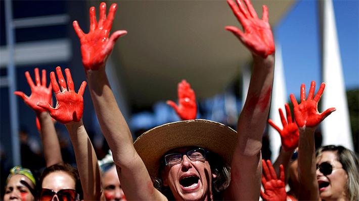 Investigan nueva violación colectiva de una menor en Río de Janeiro