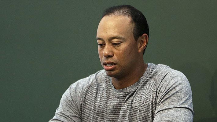 Revelan video y entregan detalles sobre la bullada detención de Tiger Woods en Estados Unidos