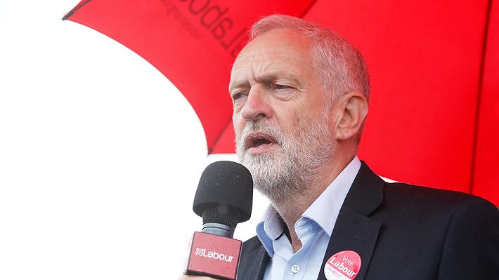 Los vínculos con Chile de Jeremy Corbyn, el líder británico que busca desbancar a Theresa May