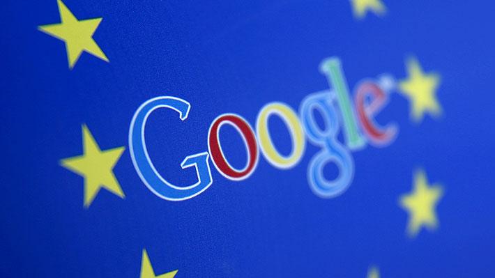 Europa impone a Google una multa récord de US$2.700 millones por abuso de posición dominante