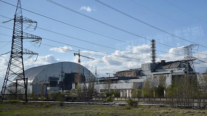Nuevo ciberataque mundial afecta sistemas de monitoreo de radiación en Chernobyl