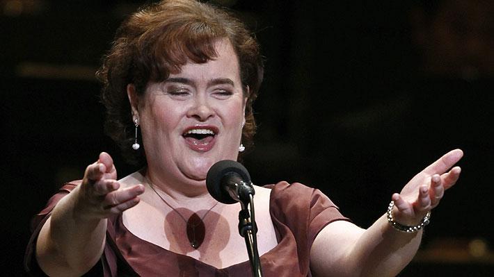 Susan Boyle es agredida por un grupo de adolescentes en Escocia