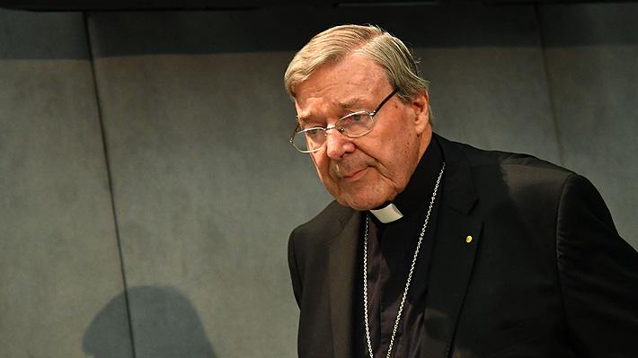 George Pell, el hombre con más poder en el Vaticano que ha sido acusado de pederastia