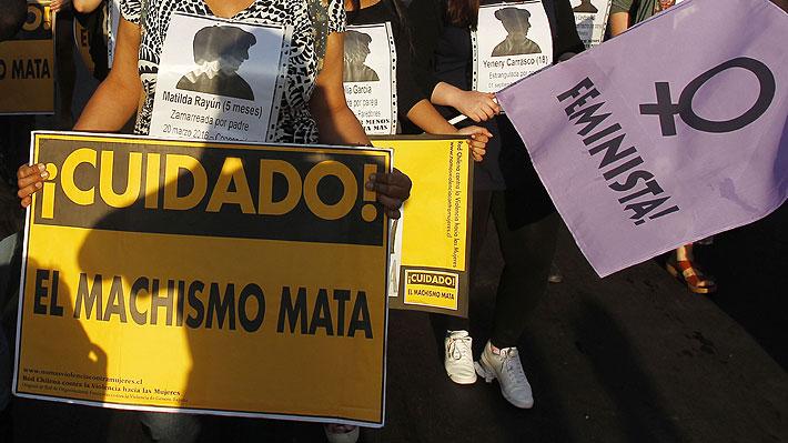 Maltrato contra las mujeres en Chile: ¿Por qué no denunciamos los actos de violencia?