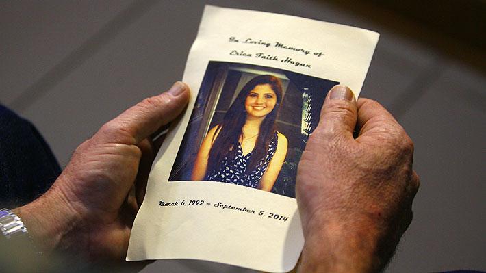 Familia de joven norteamericana asesinada en Temuco demanda al Estado chileno por US$1 millón