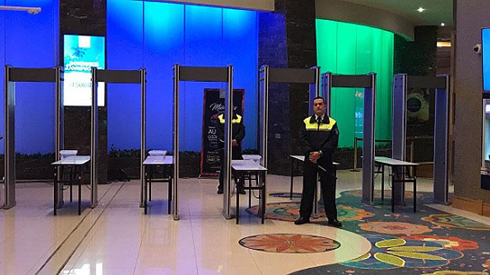 Casino Monticello instala detectores de metal en todos sus accesos tras balacera que dejó dos muertos