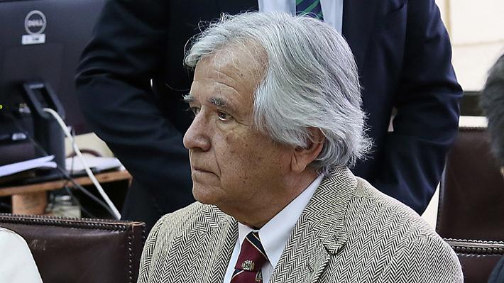 Carlos Cardoen, el empresario a quien EE.UU. califica como